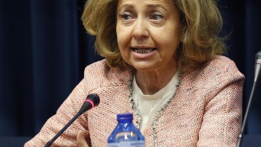 Madrigal remitirá a fiscales catalanes la denuncia del TC contra Forcadell