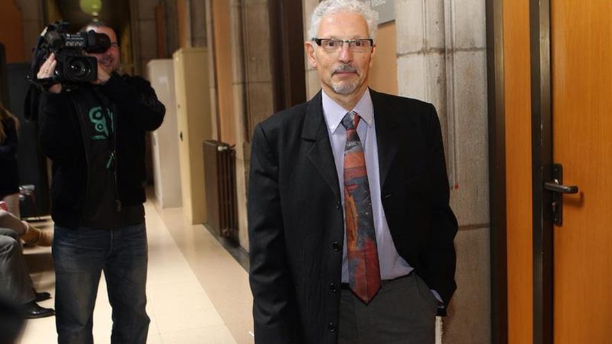 El Supremo revisará mañana la suspensión del juez independentista Vidal