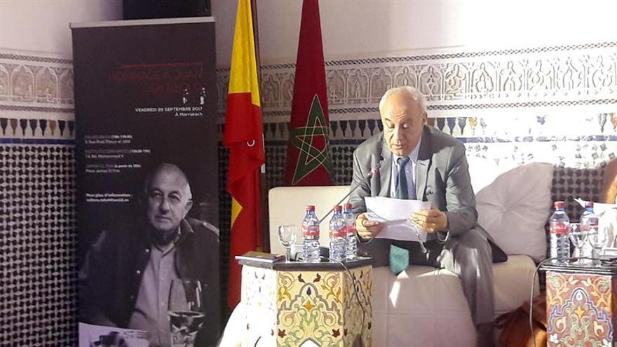 El Goytisolo de la literatura y el compromiso fue homenajeado en Marrakech