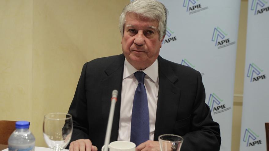 Arturo Fernández dimitirá este jueves como presidente de la Cámara de Comercio de Madrid