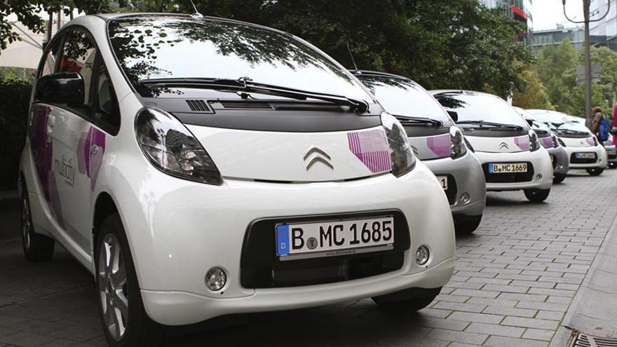 """Gobierno alemán se propone estimular el """"carsharing"""" con medidas especiales"""