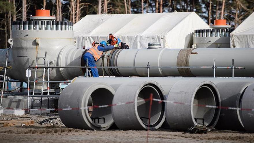 El Parlamento alemán despeja los obstáculos para el gasoducto Nord Stream 2