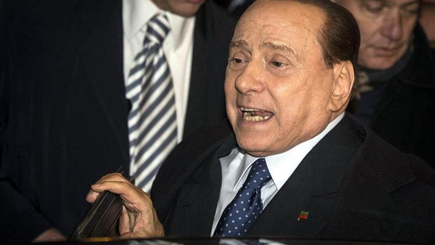 """Berlusconi dice que quienes iban a sus fiestas eran """"viejecitos con poder"""""""