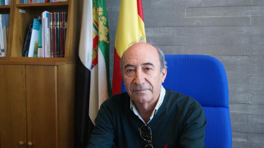 Abel Hernández, presidente del Consejo Escolar de Extremadura.