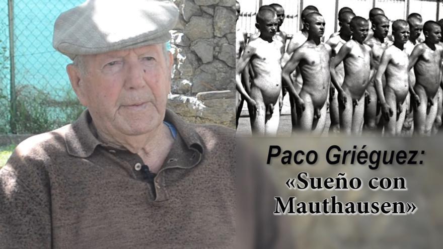 Paco Griéguez, Sueño con Mauthausen