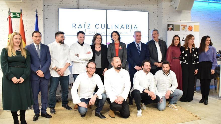 Presentación de Raíz Culinaria