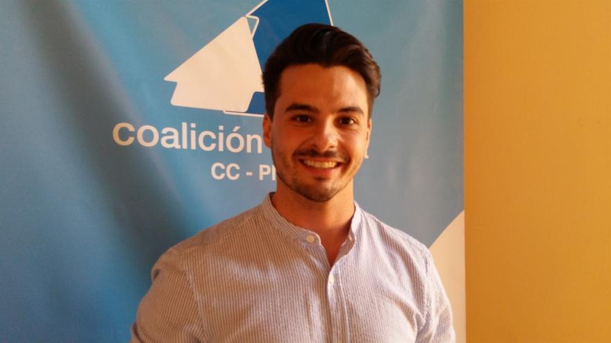 David Toledo Niz, nuevo secretario general de los Jóvenes de CC