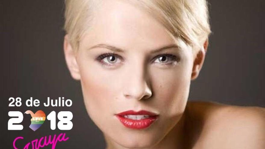 Soraya Arnelas estará en el Loven Festival.