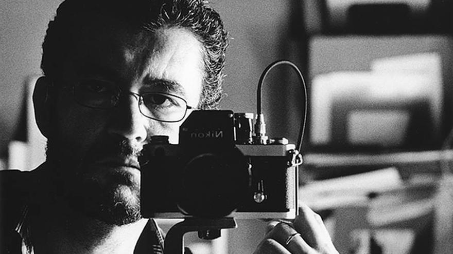 El escritor Roberto A. Cabrera, autor de la novela 'Interregno...', que se presentará en la feria