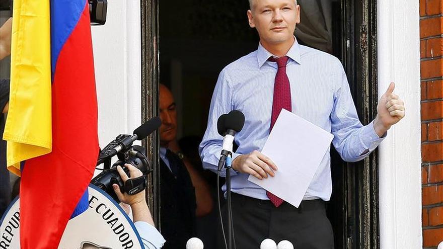 Assange insiste en su inocencia sobre supuestos delitos sexuales en Suecia