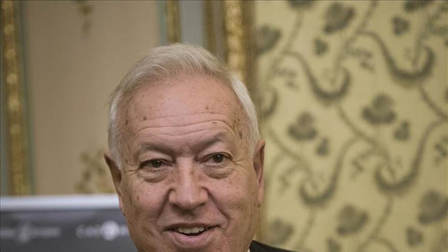 Margallo: la comunidad internacional debe proteger la diversidad de O.Próximo