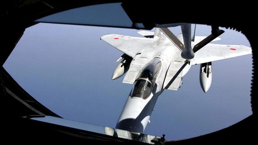 Japón y EEUU inician maniobras en el Pacífico antes de dirigirse hacia Corea