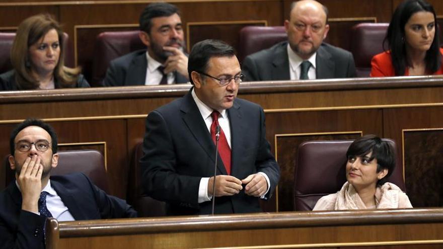 """Heredia (PSOE) pide disculpas y encuadra la grabación en ambiente """"relajado"""""""