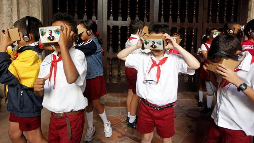 Google se estrena en Cuba con un documental en realidad virtual sobre José Martí