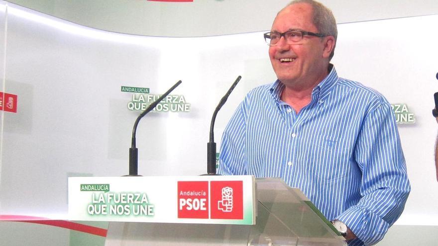 """Cornejo (PSOE-A) insta a Moreno (PP-A) a explicar los """"sobresueldos de origen sospechoso que ha cobrado en su partido"""""""