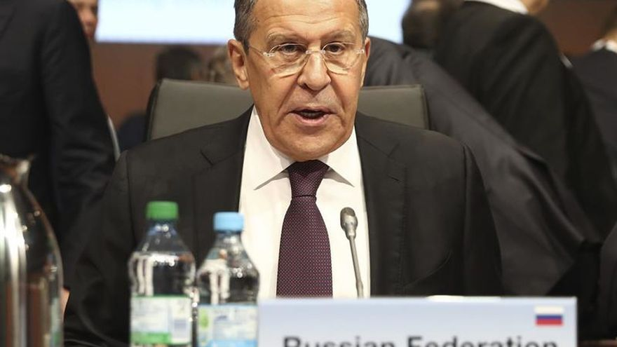 Lavrov exige trato igualitario para Rusia y el fin de los dobles estándares