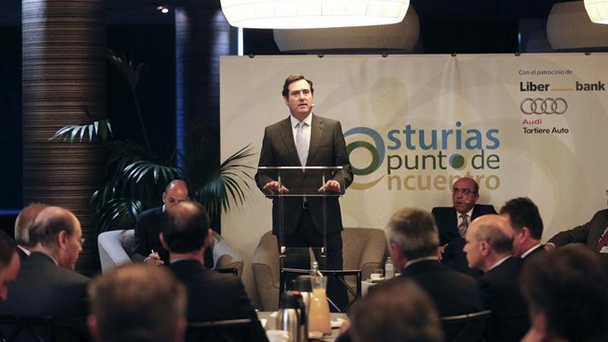 Garamendi advierte de que sin Gobierno, la creación de empleo se resentirá