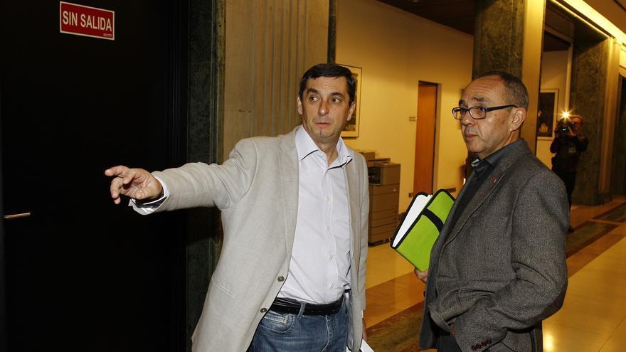 IU-ICV cree que Rajoy debería anunciar el jueves al Congreso que se va por haber sido incapaz de afrontar la corrupción