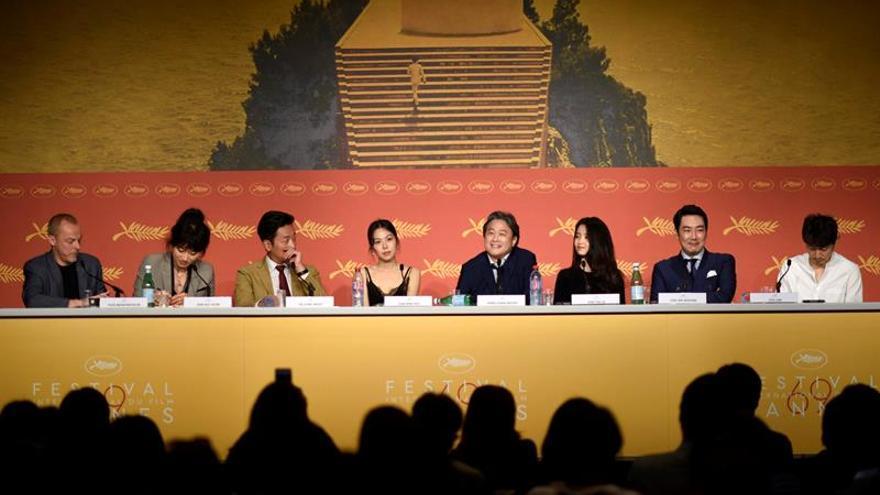 """""""Mademoiselle"""", la impecable elegancia de Park Chan-Wook divide en Cannes"""