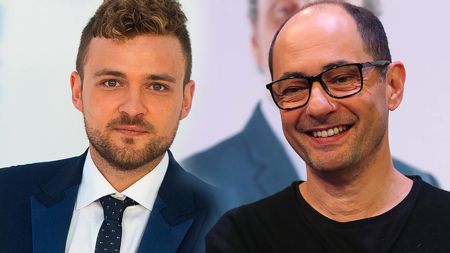 Adam Jezierski será hijo de Jordi Sánchez en la serie de 'Señor, dame paciencia' en Atresmedia
