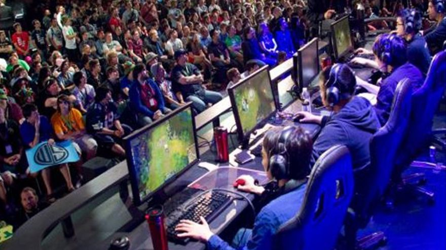 Competición de League of Legends en Turquía / Mamadou278 (WIKIMEDIA COMMONS)
