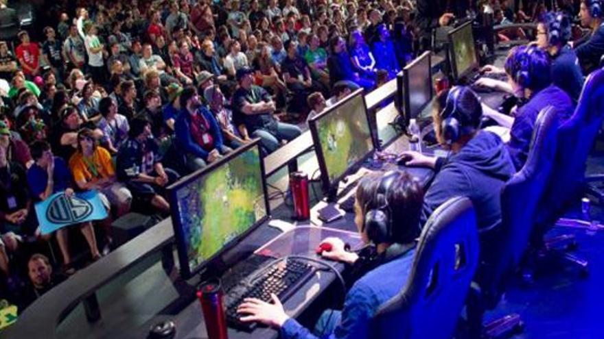 Competición de League of Legends en Turquía / Mamadou278 (WIKIMEDIA COMMONS)