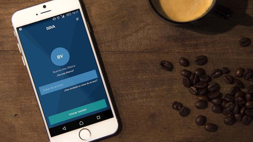 La app de BBVA, la mejor de Europa según la consultora Forrester.