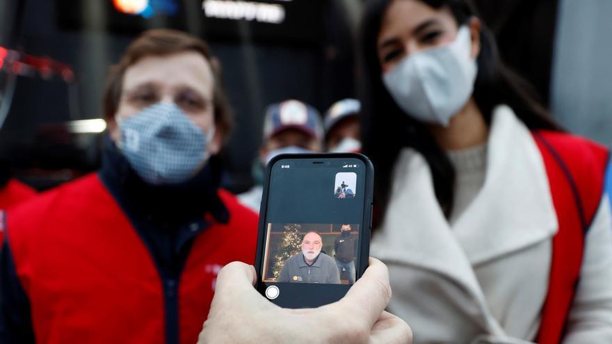 """Almeida pide a los madrileños un """"penúltimo esfuerzo"""" contra la pandemia"""
