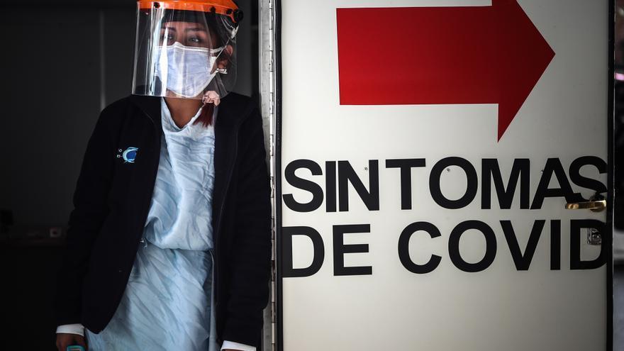 Argentina registra 13.483 nuevos casos de covid-19 y 474 fallecimientos