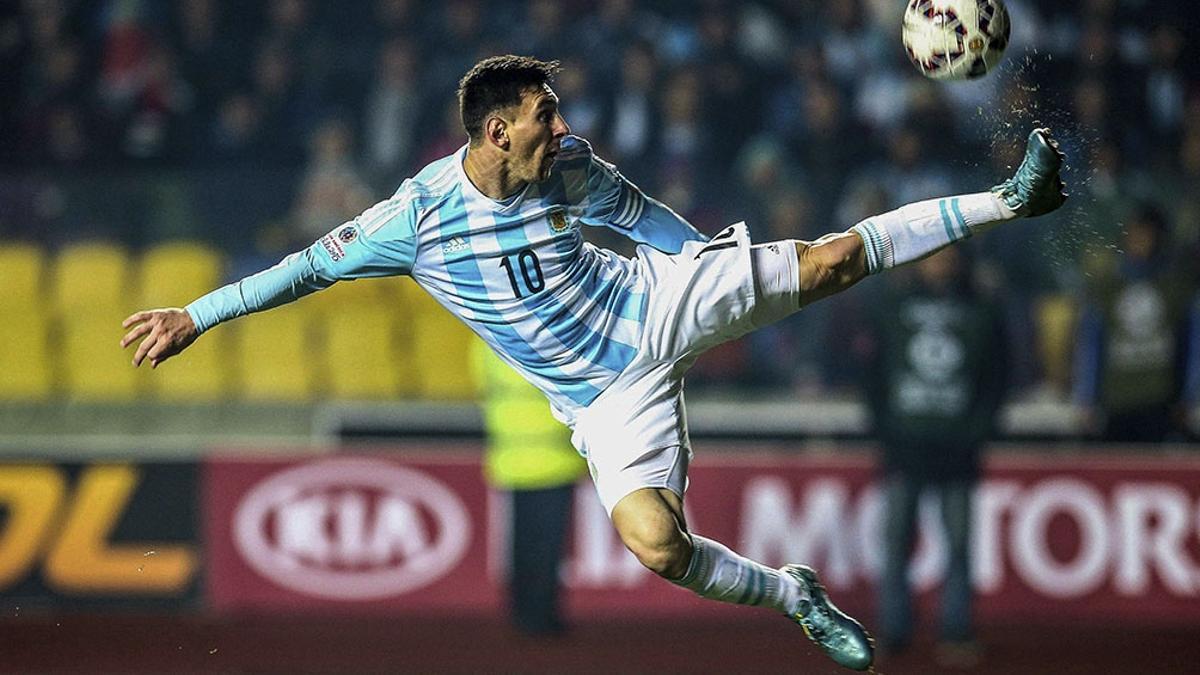 Lionel Messi vuelve a vestir la camiseta de la Selección argentina.
