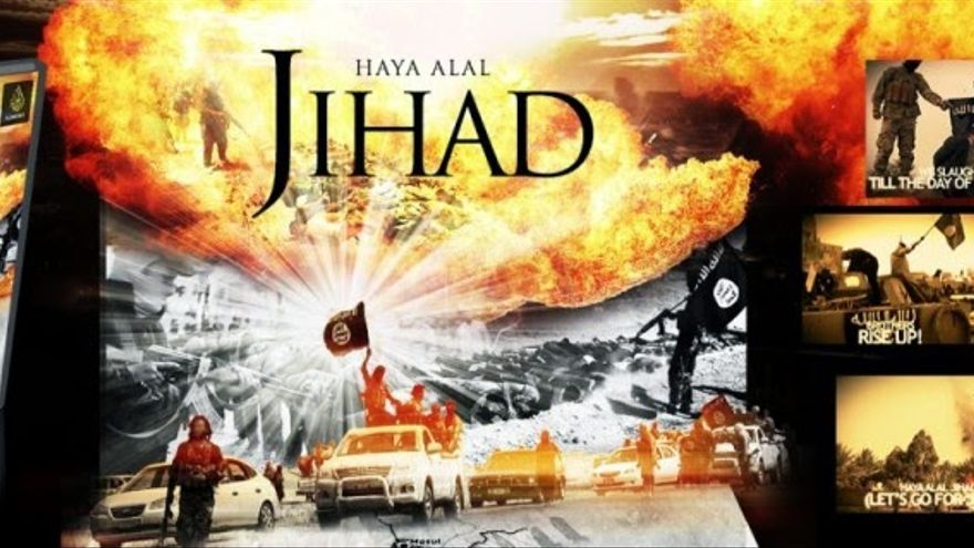 """Jihad"", la serie en DVD de ISIS"