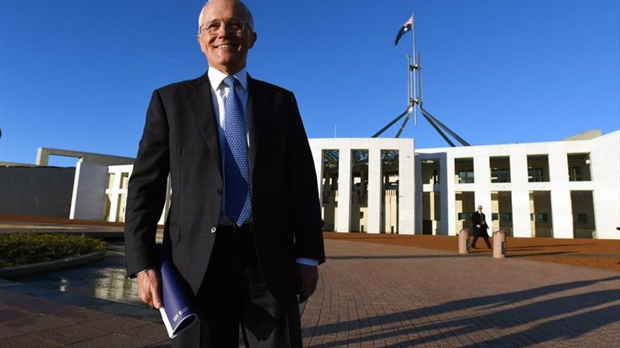 Turnbull confirma que Australia celebrará elecciones el 2 de julio