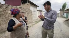 El abogado que convirtió a miles de apátridas en ciudadanos con derechos en Kirguistán, Premio Nansen de Acnur