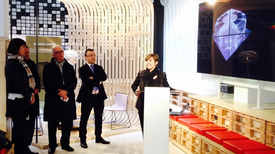 Un total de 16 fabricantes vascos del mueble expondrán sus novedades en la feria 'iSaloni' de Milán