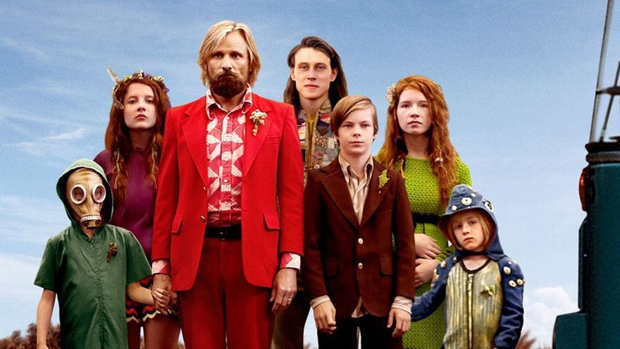'Capitán Fantastic', herederos de Walden