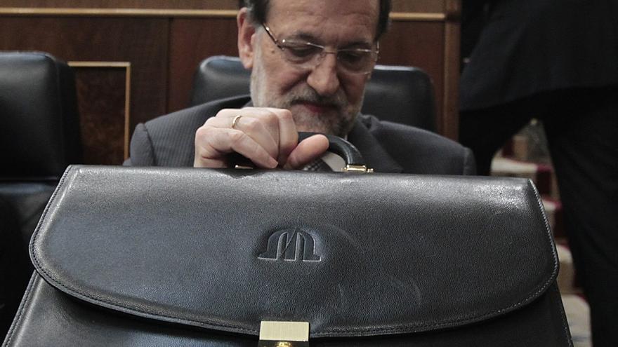 Rajoy responderá en el Congreso a preguntas sobre la confianza en la justicia, la financiación del PP y la igualdad