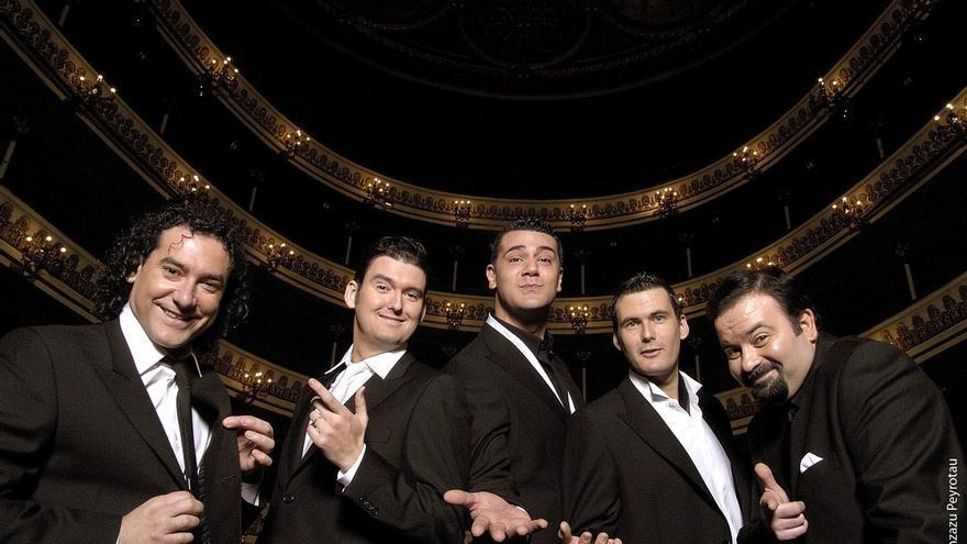 El grupo de música a cappella 'b vocal' celebrará su 20 aniversario con un nuevo espectáculo el 8 de mayo en Bilbao