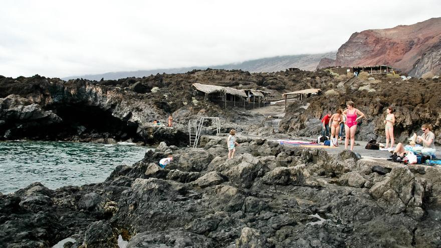 Cala de Tacorón, en la isla de El Hierro. VIAJAR AHORA