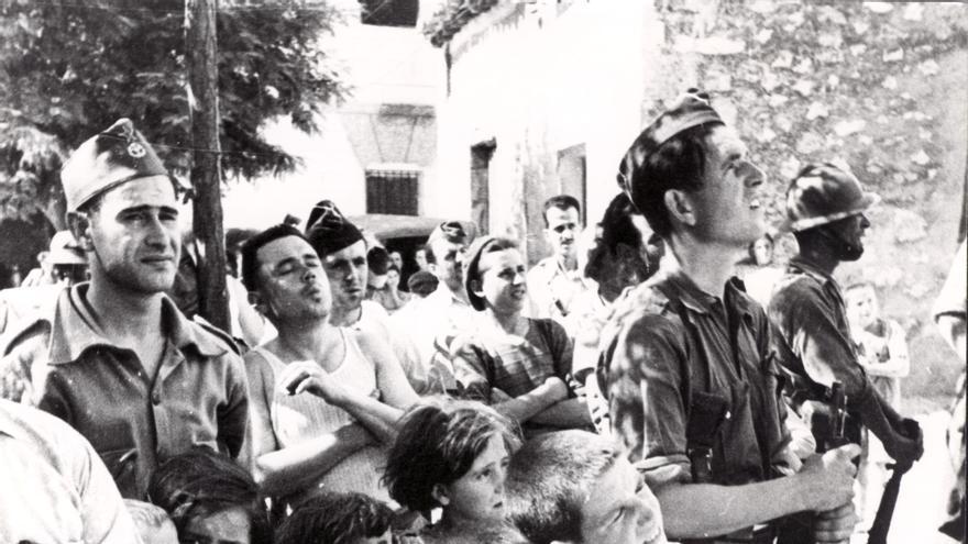 "Torija, 1937: ""La dulce Alcarria"" que amargó a Franco y a Mussolini"