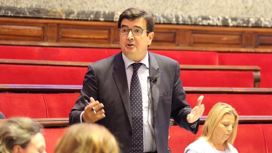 Fernando Giner, líder de Ciudadanos en el Ayuntamiento de València