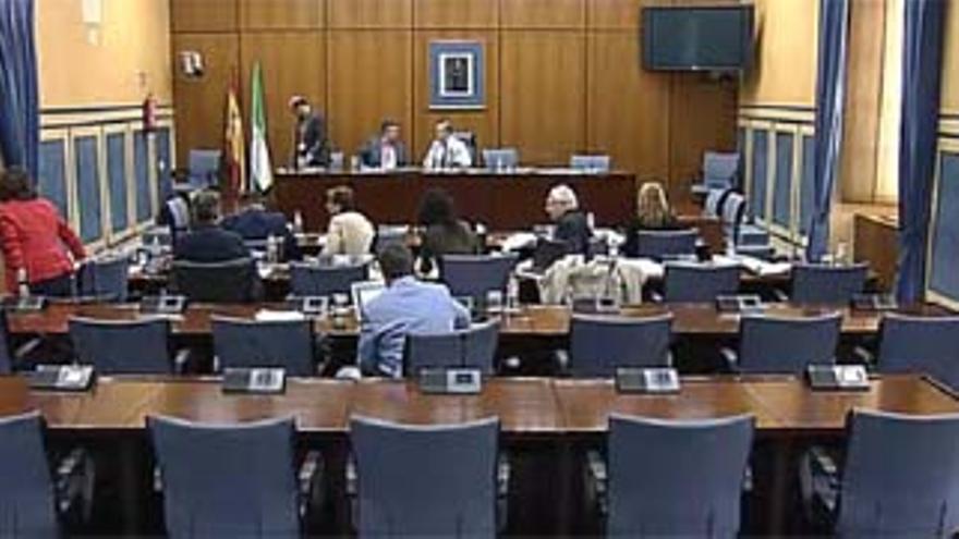 Comisión de investigación del fraude de la formación.
