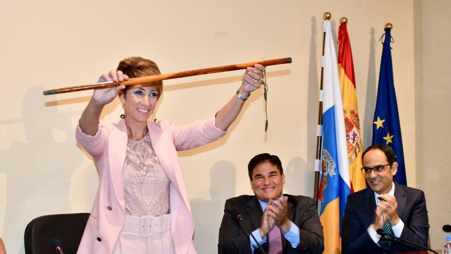 Onalia Bueno repite como alcaldesa de Mogán con la mayoría absoluta de Ciuca