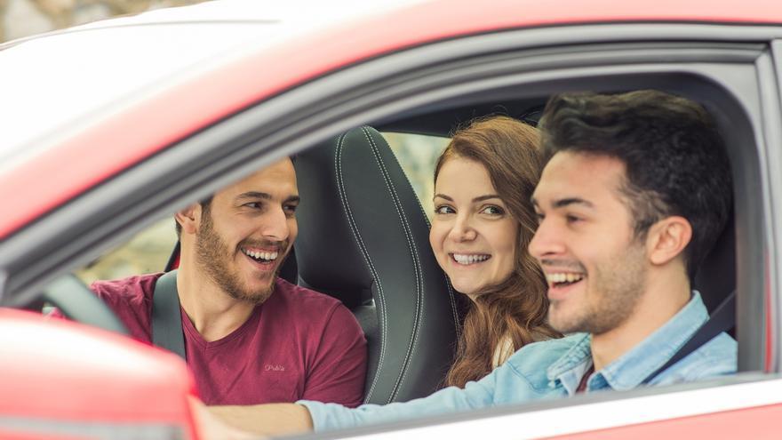¿Está asegurado el conductor cuando alquila un Car2go o un Emov?