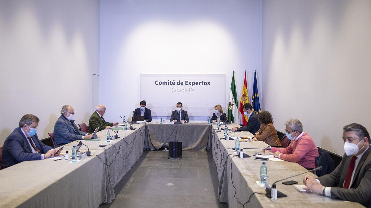 Reunión del Consejo Asesor de Alertas de Salud Pública de Alto Impacto (Comité de Expertos).