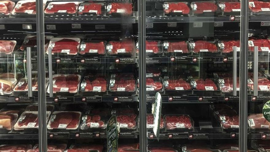 Los alimentos básicos se abaratan en marzo a excepción de la carne, dice la FAO