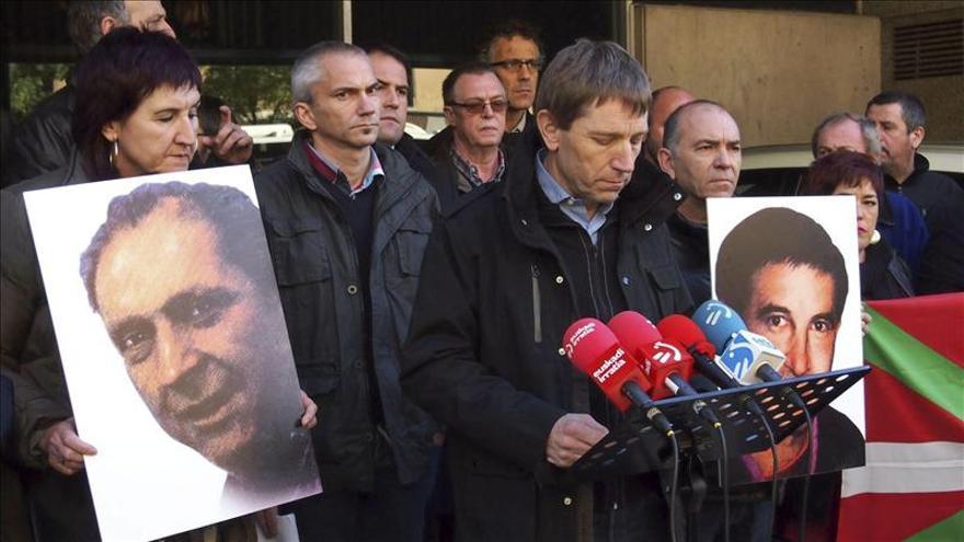 Sortu recuerda en el hotel Alcalá de Madrid el asesinato de Josu Muguruza