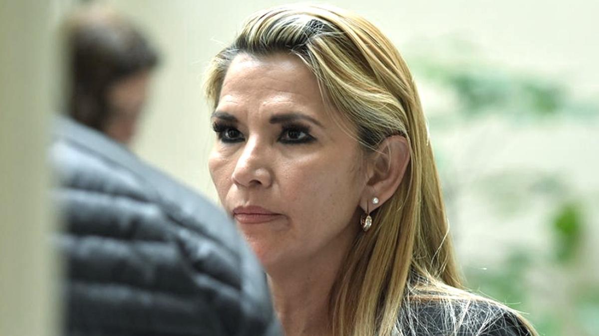 Jeannine Áñez estuvo al frente del Ejecutivo de Bolivia entre 2019 y 2020.