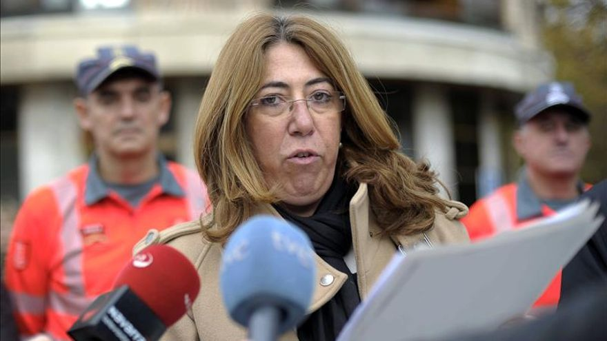 La delegación del Gobierno en Navarra denuncia el acoso de radicales a la Guardia Civil