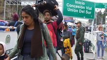 El BM estima que la migración venezolana podría aportar a Ecuador hasta un 2 % del PIB