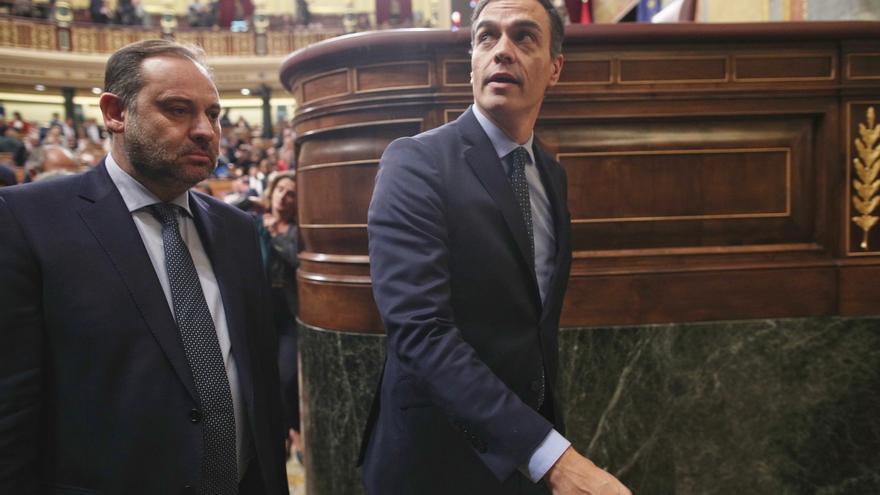 """Sánchez respalda a Ábalos: """"Puso todos los esfuerzos para evitar una crisis diplomática y logró"""""""